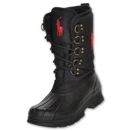 Polo Boots For Women